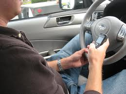 Successful Distracted Driving Campaign During April