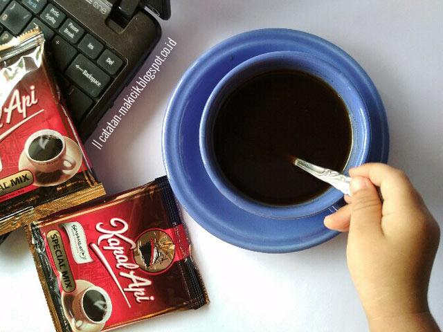 tentang kesempurnaan secangkir kopi
