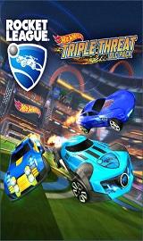 Rocket League Hot Wheels Triple Threat Update.v1.58-PLAZA