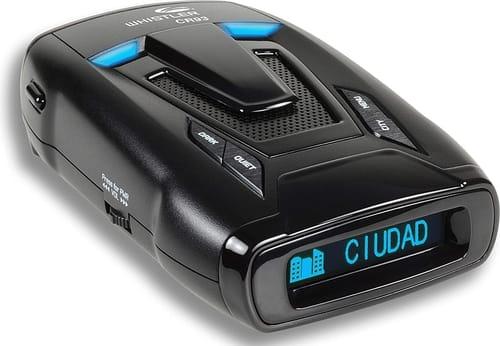 Review Whistler CR93 High Performance Radar Detector