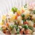 Salada de vegetais, sugestão  da Nestlé
