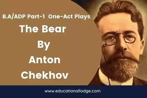 The Bear By Anton Chekhov Summary