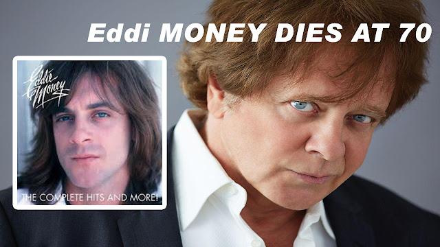 Pada usia nya ke 70 Eddie Money, 'Penyanyi Dua Tiket ke Surga', Viral Meninggal