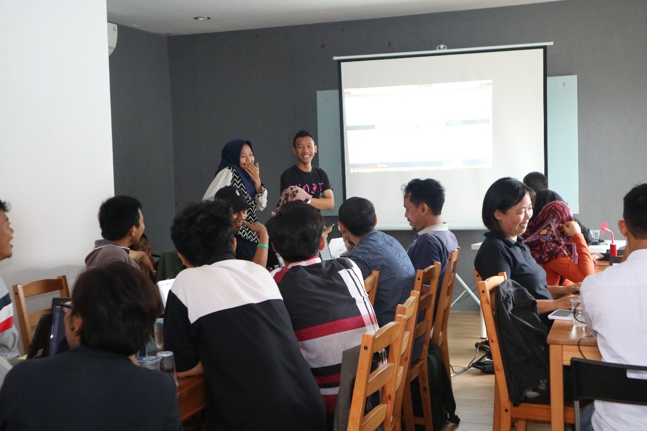 A Story of Solo Blog Writer That Hangout With Jakarta Blogger Community