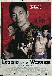 Documental Leyenda de un guerrero Online