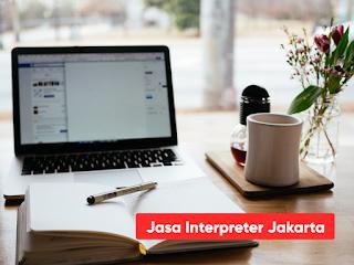 Jasa Interpreter Jakarta