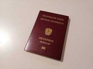 الجنسية النمساوية,شروط الحصول على الجواز النمساوي,مميزات الجواز النمساوي,ترتيب الجواز النمساوي في العالم,الجواز النمساوي,مميزات الجواز النمساوي,النمسا,الهجرة,الراتب في النمسا,نمساوي,