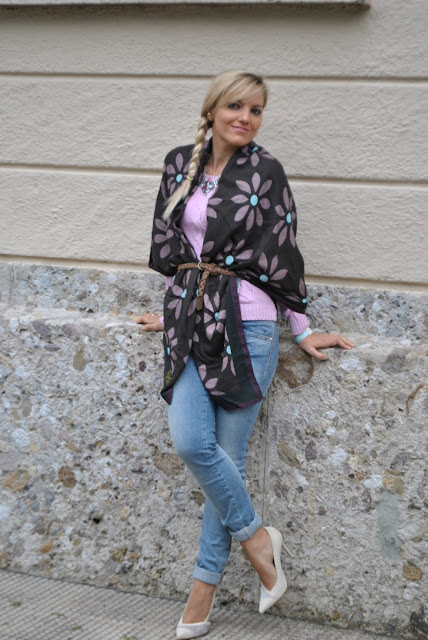 outfit maxi sciarpa come abbinare la maxi sciarpa abbinamenti maxi sciarpa maxi sciarpa fattori how to wear maxi scarf fattori scarf how to combine scarf outfit primaverili casual outfit maggio 2016 may outfit spring casual outfit mariafelicia magno fashion blogger color block by felym fashion blogger italiane fashion blog italiani fashion blogger milano blogger italiane blogger italiane di moda blog di moda italiani ragazze bionde blonde hair blondie blonde girl fashion bloggers italy italian fashion bloggers influencer italiane italian influencer