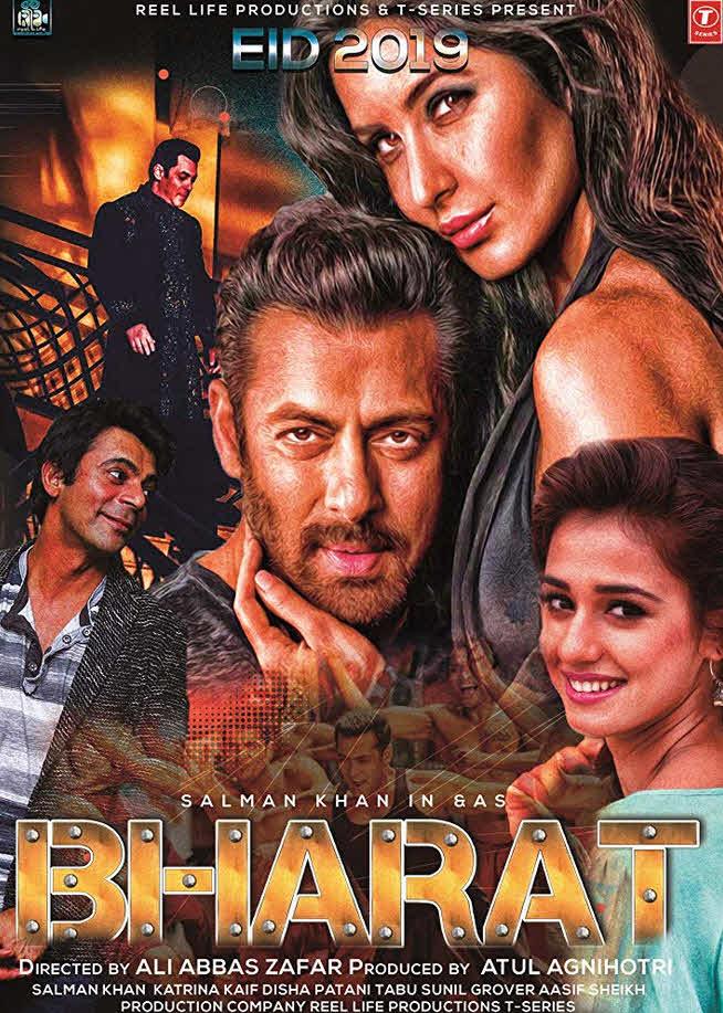 مشاهدة وتحميل فيلم الأشكن والدراما الهندى Bharat 2019 مترجم بجودة عالية