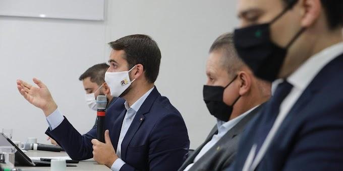 Piratini suspende cogestão por uma semana para frear contágio do coronavírus no RS