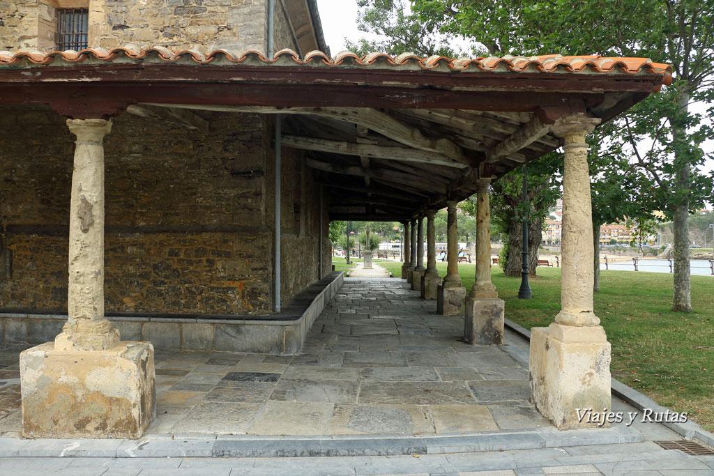 Cabildo de la Iglesia de Santa María de Luanco, Asturias
