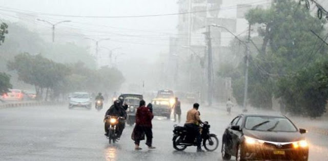 Rain forecast in Sindh, holidays for officers and employees canceled