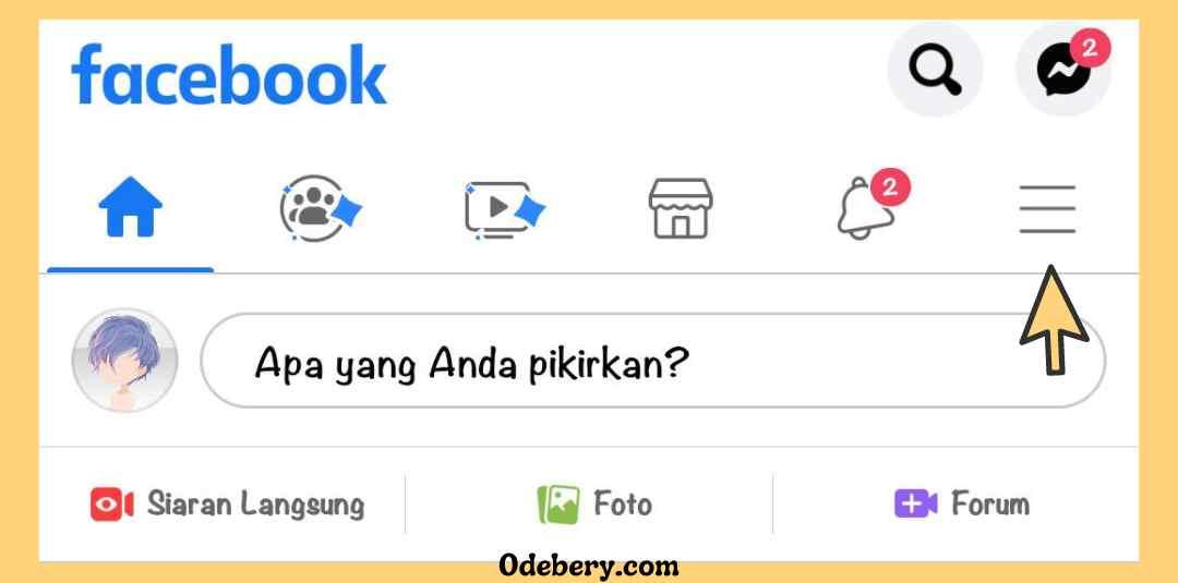 Cara menampilkan pengikut facebook