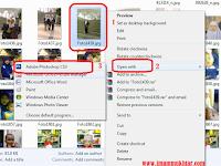 Cara Membuat Foto Ukuran 3×4 Dengan Photoshop CS3