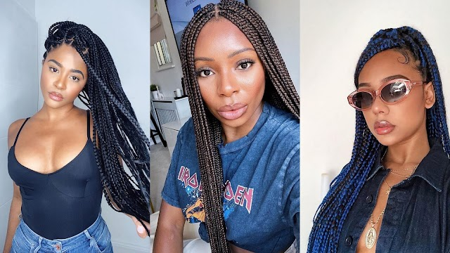 Braids Hairstyles 2020 Pictures: Recent Trendy Hairstyles for ladies
