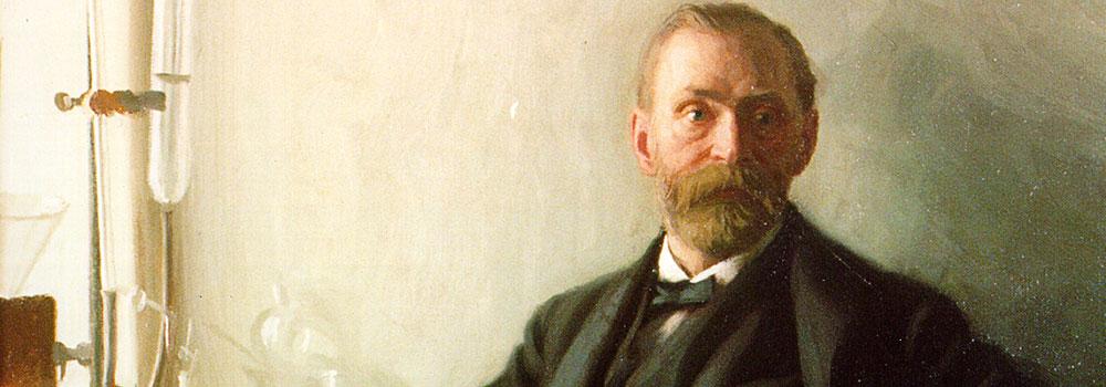 Alfred Nobel - father of Nobel prize
