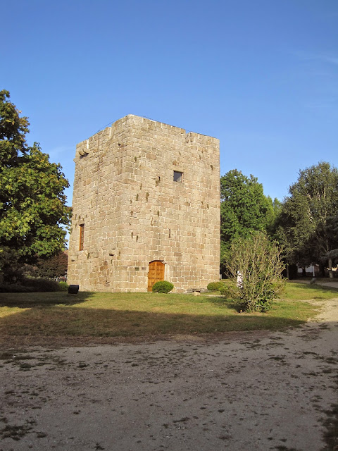 Torre de Celas en Culleredo