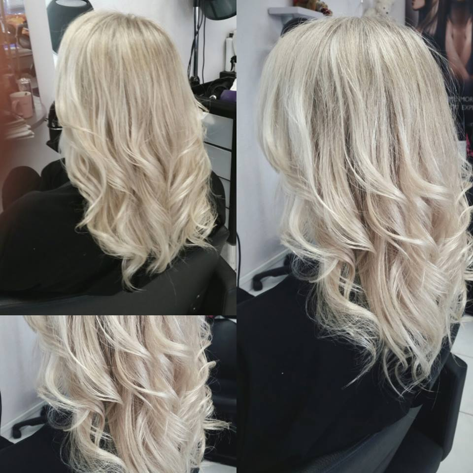 Kylmän Vaaleat Hiukset