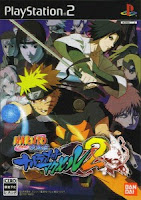 Naruto Shippuden Arutimate Accel 2 PS2 Torrent