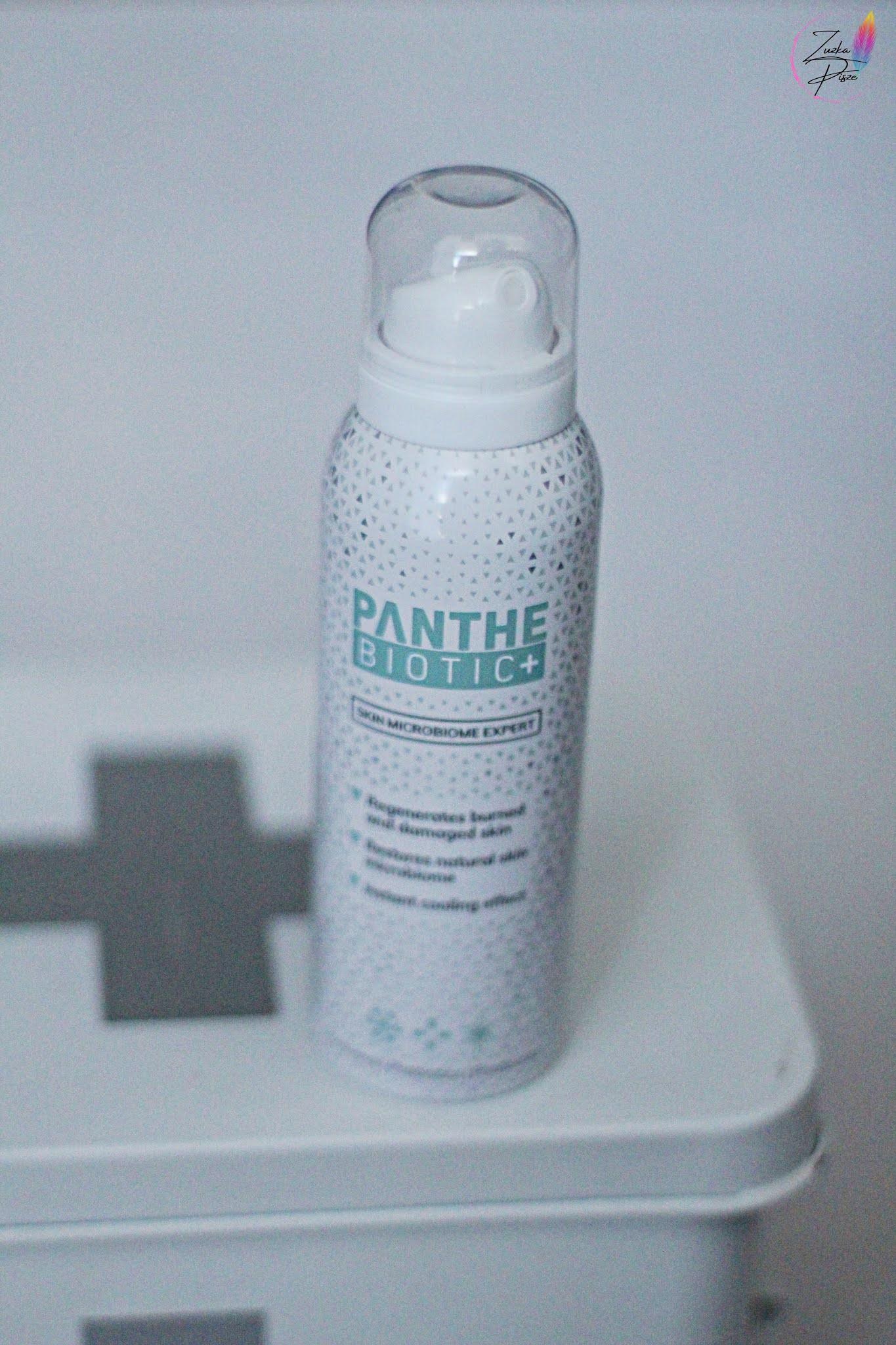 PANTHEBIOTIC – SKIN MIKROBIOME EXPERT - delikatna pianka dla podrażnionej skóry