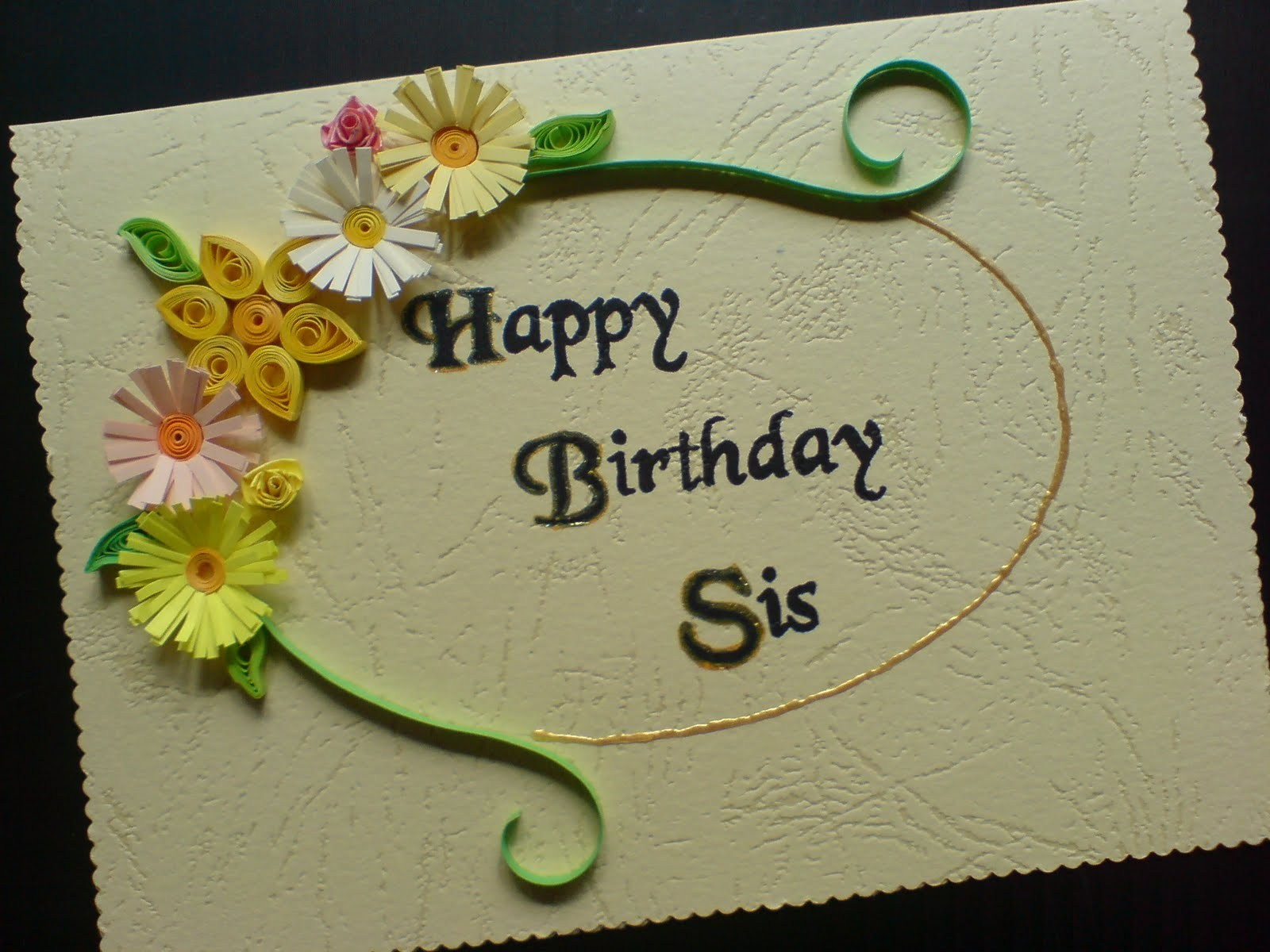 Happy Birthday to my Sister Love Relationship – Happy Birthday Greetings Sister
