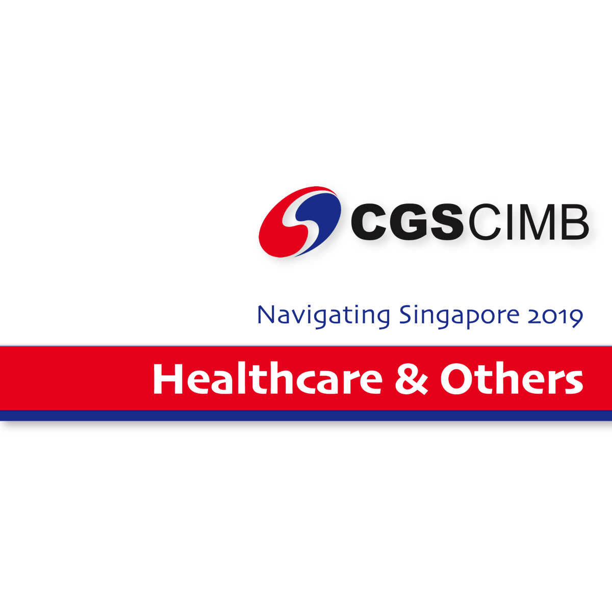 CGSCIMB Research Navigating Singapore 2019 Healthcare & Others | SGinvestors.io