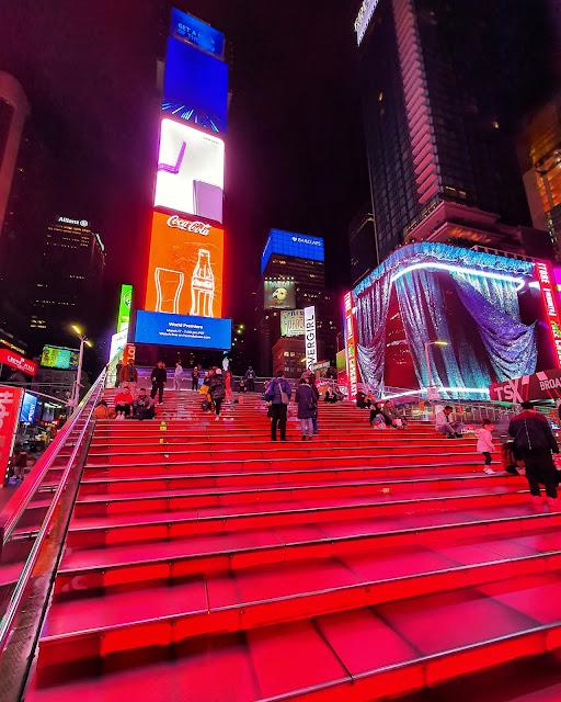 Nova York em tempos de pandemia