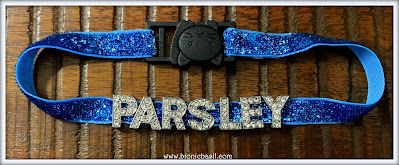 Who's Wearing Parsley's New Collar  ©BionicBasil® The Pet Parade 388