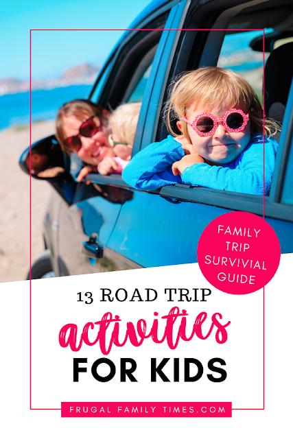 car trip activities