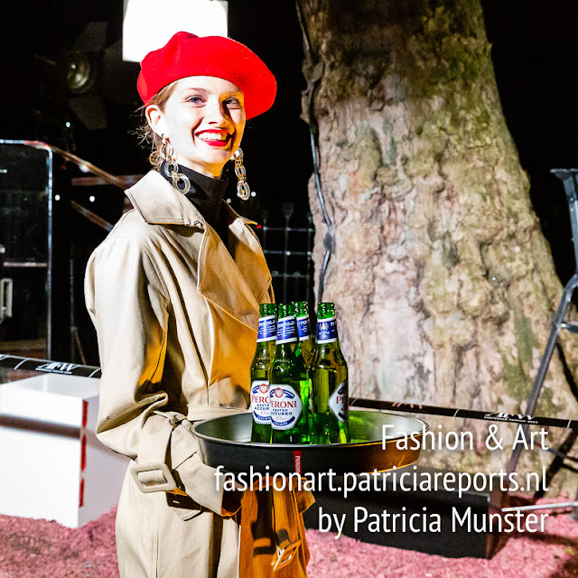 Peroni at Amsterdam Fashion Week