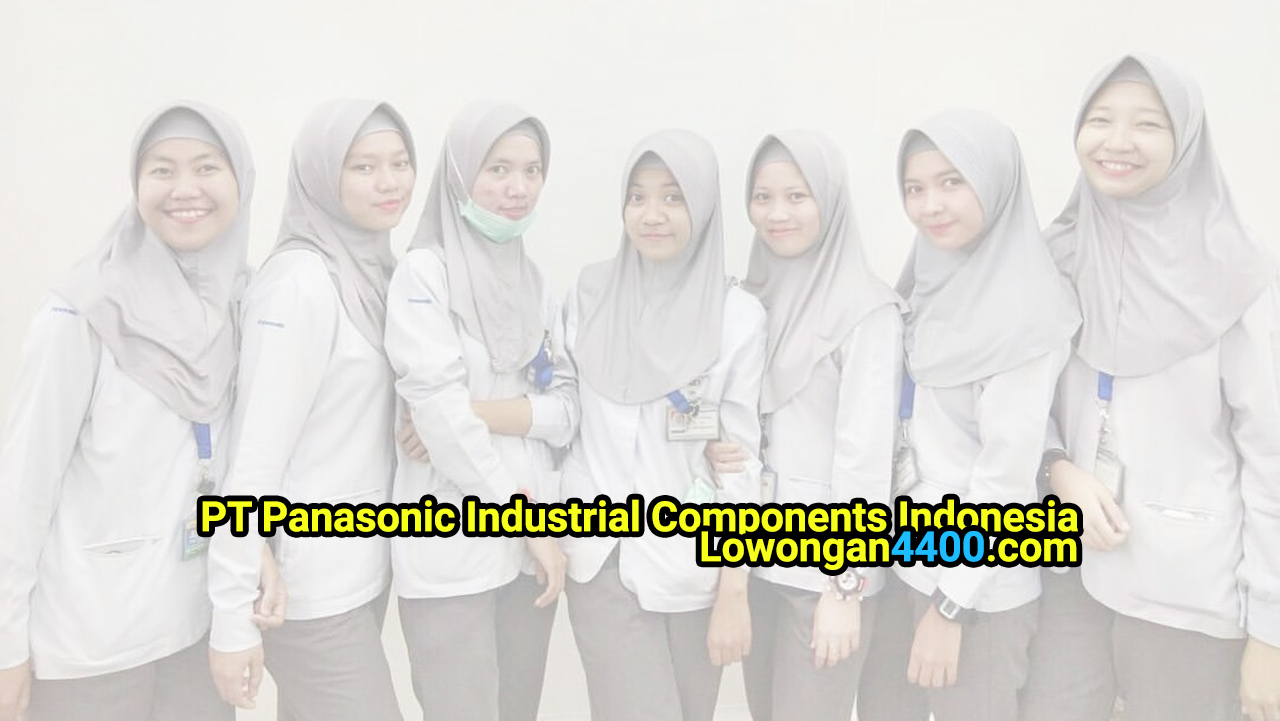 PT Panasonic Industrial Components Indonesia