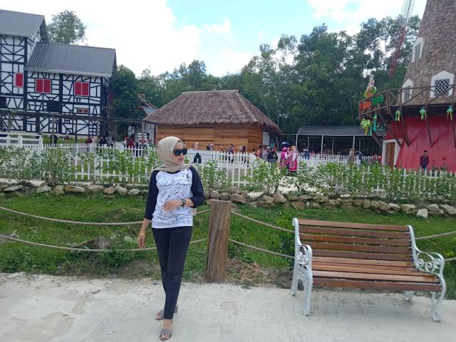 Wisata Edukasi Asia Farm Provinsi Riau