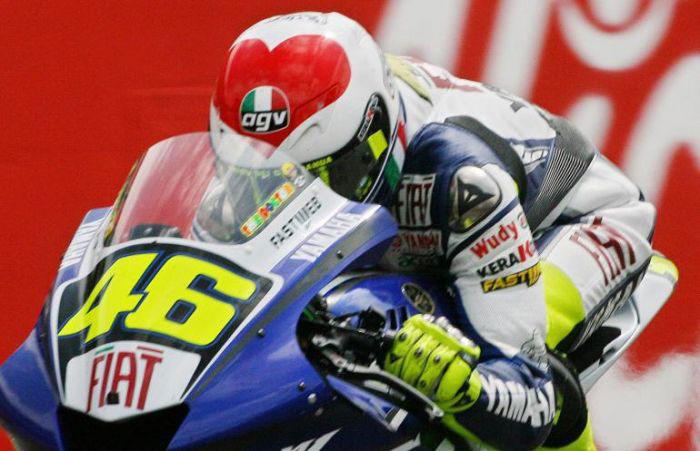 6 Tahun Di Pecundangi Pembalap Spanyol Di Mugello, Hasil GP Le Mans Jadi Penyemangat Valentino Rossi Next Race !!!