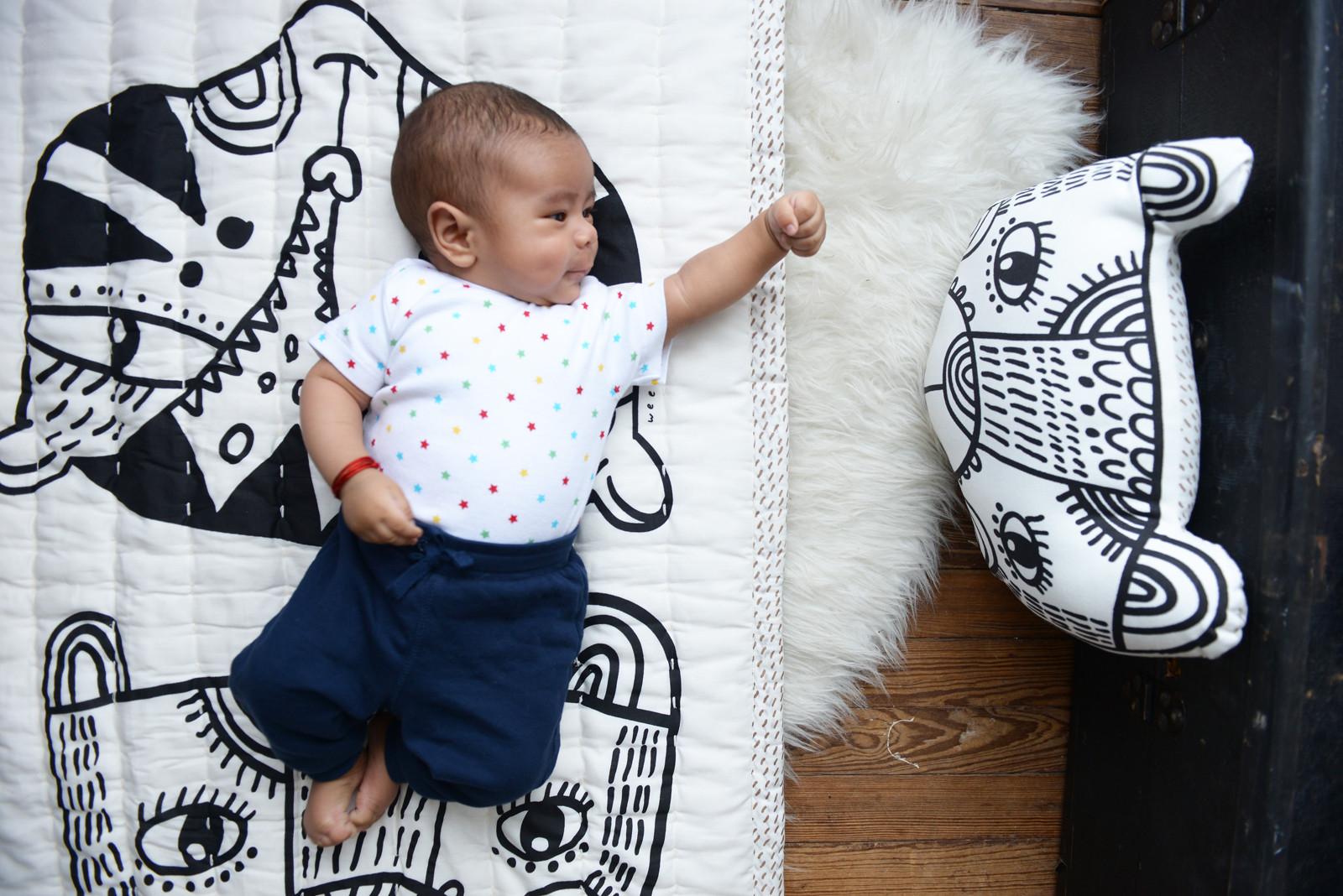 tekstylia dla niemowląt