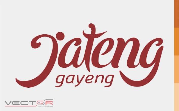 Jateng Gayeng Logo - Download Vector File AI (Adobe Illustrator)