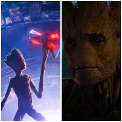 Worthy Marvel/MCU Characters to Lift Mjolnir- Groot