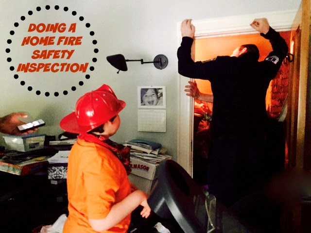 Love That Max What We Learned From Our Home Fire Safety Inspection