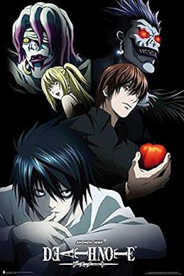 Death Note animé à voir sur Netflix
