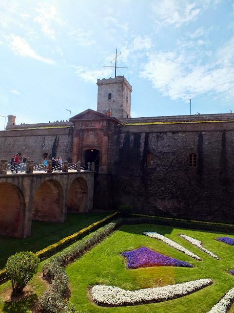 visitar el castillo de Montjuic en Barcelona