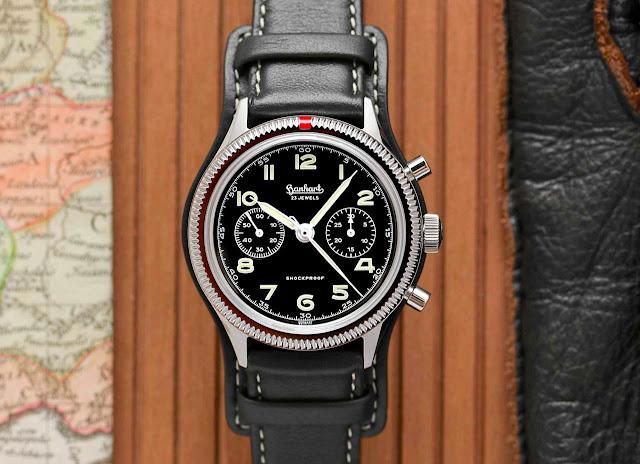 Hanhart 417 ES chronograph