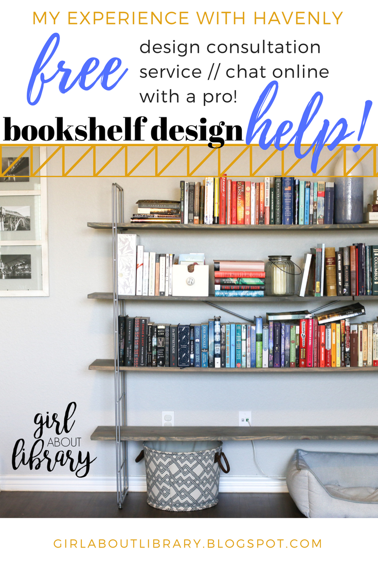 girl about library: My Experience with Havenly : free, online design ...