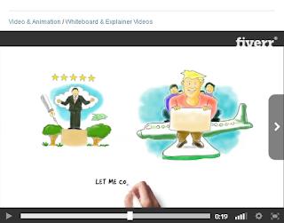 unique colorful whiteboard video on fiverr