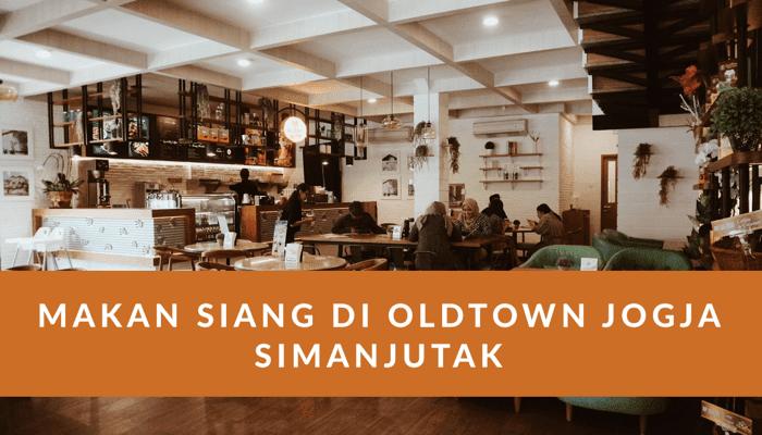 OldTown Jogja