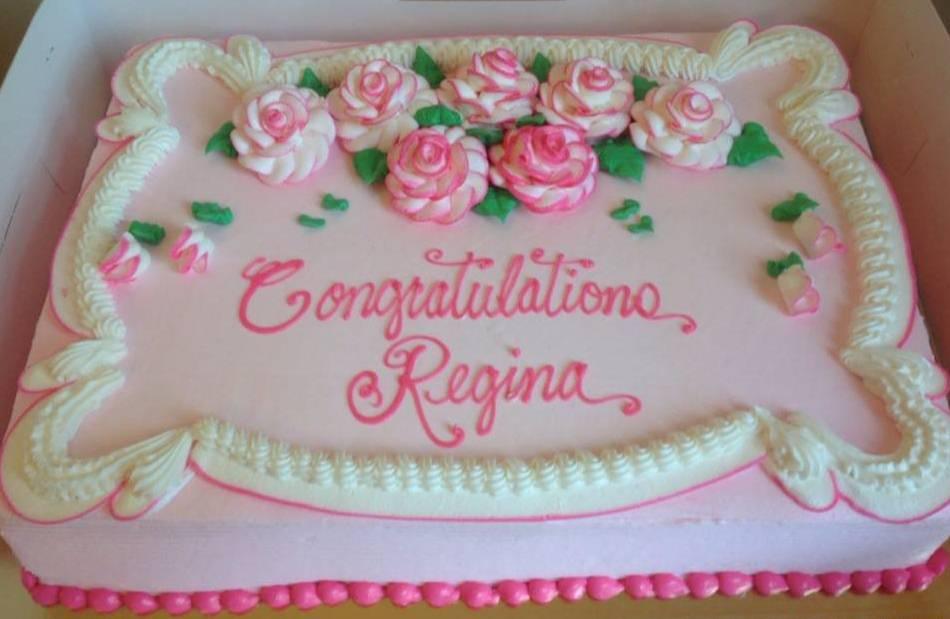 Happy Birthday Feminist Cake