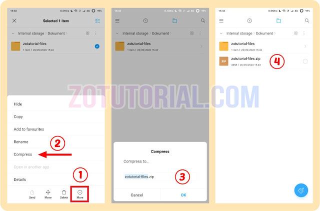 5 Langkah Mengirim Folder Lewat Email Gmail di HP dan Laptop