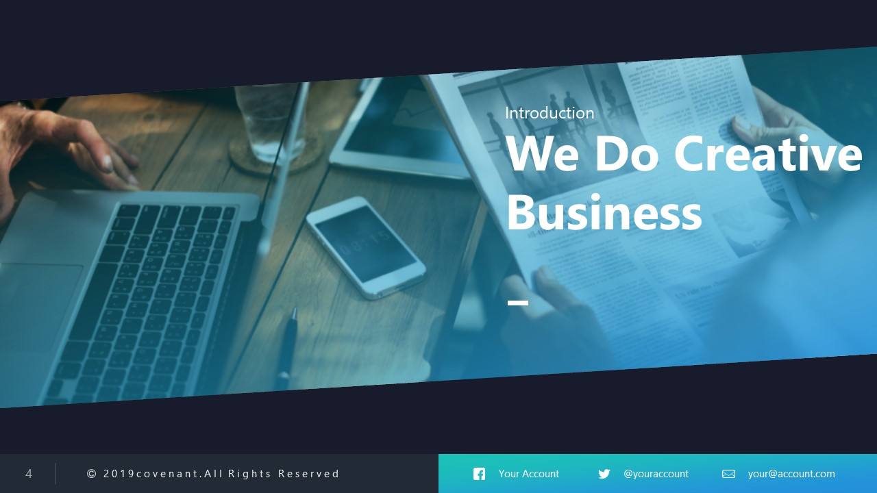 Free Corporate Powerpoint Templates