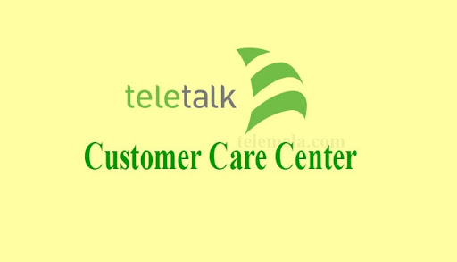 Teletalk Customer Care Center