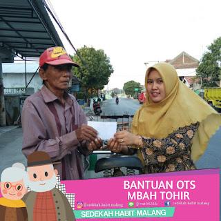 Mbah Tohir : Bantuan OTS