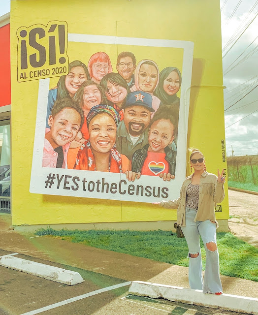 YES To The Census!
