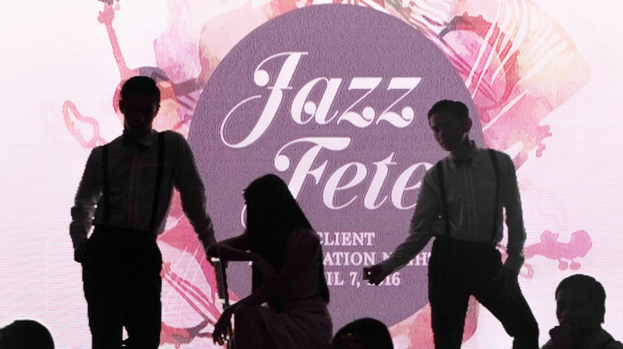 Seda Abreeza holds Jazz Fete Client Appreciation Night